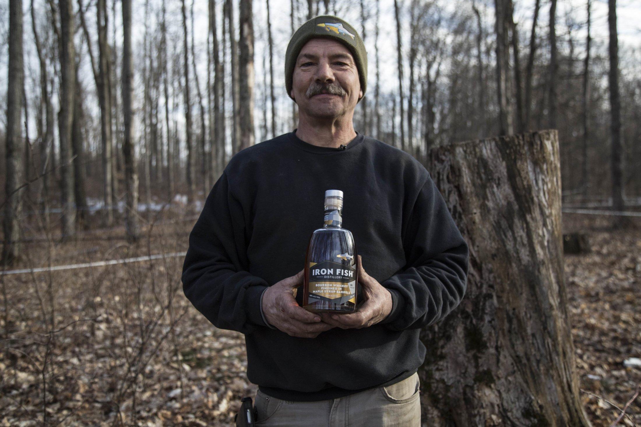 Scott - The Maple Syrup Maker-min