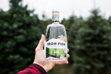 Michigan Woodland Gin