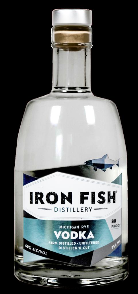 Spirits archive iron fish distillery for Iron fish distillery thompsonville mi