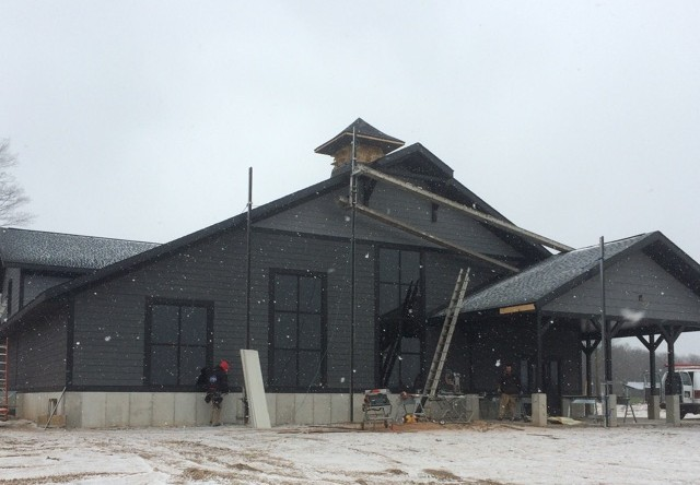 Iron fish rising and what it takes to go estate iron for Iron fish distillery