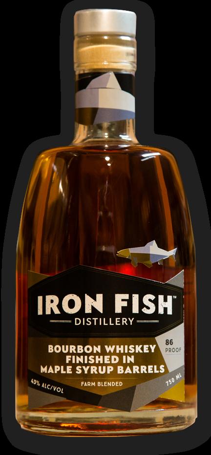 This is iron fish iron fish distillery for Iron fish distillery