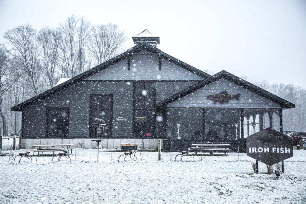 Photo tour iron fish distillery for Iron fish distillery