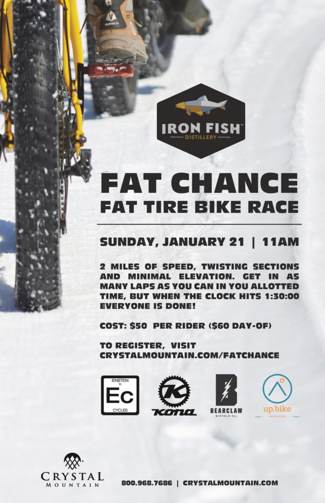 Fat Chance Fat Tire Bike Race
