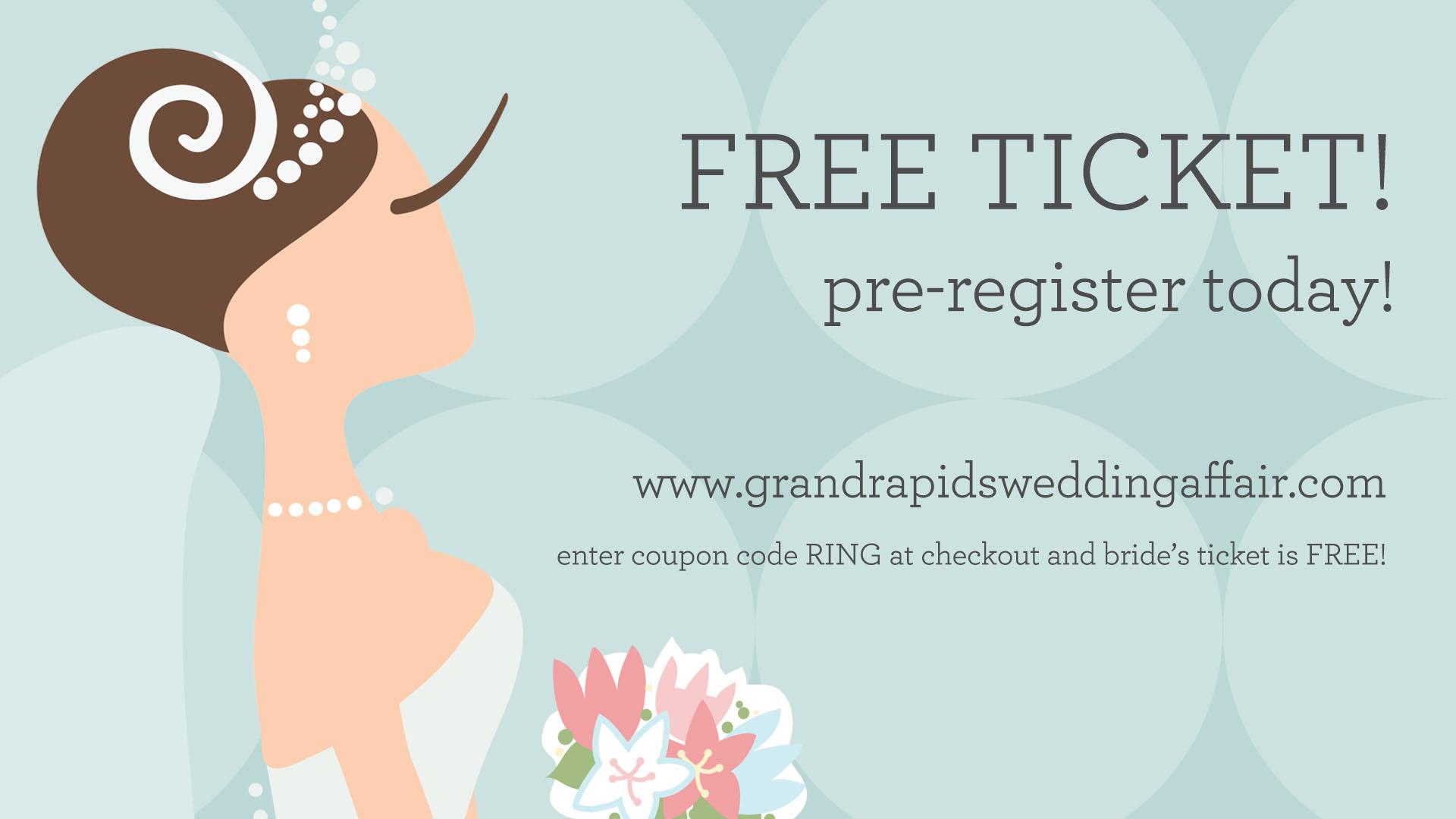 Bridal Show – Free vendor ticket