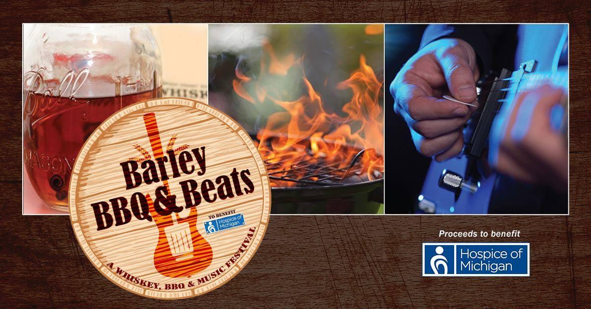 Barley, BBQ, & Beats